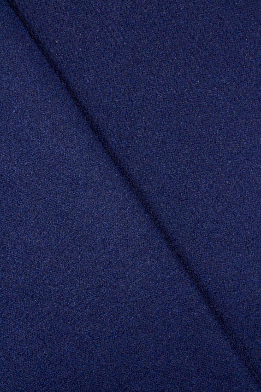 Fabric - Duffle Fleece - Navy Blue - 160 cm - 390 g/m2