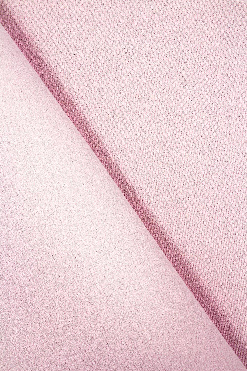 Fabric - Duffle Fleece - Powder Pink - 150 cm - 330 g/m2