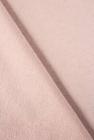 Tkanina flanelowa płaszczowa - pudrowy róż - 150cm 350g/m2 thumbnail
