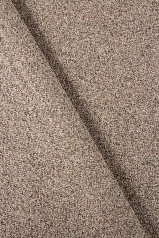 Tkanina flausz wełniany - beżowy - 160cm 400g/m2