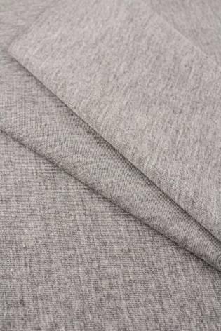 Knit - Jersey - Grey Melange - 90 cm/180 cm - 200 g/m2 thumbnail