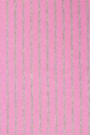 Ściągacz prążkowany - różowo/szary - 50cm/100cm 260g/m2 thumbnail