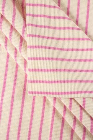 Ściągacz prążkowany -żółty/różowy - 50cm/100cm 260g/m2 thumbnail