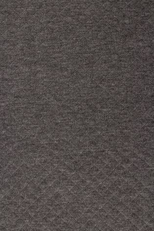 Knit - Quilted - Grey - 155 cm - 340 g/m2 thumbnail