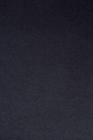 Knit - Jersey - Black - GOTS - 180 cm - 180 g/m2 thumbnail