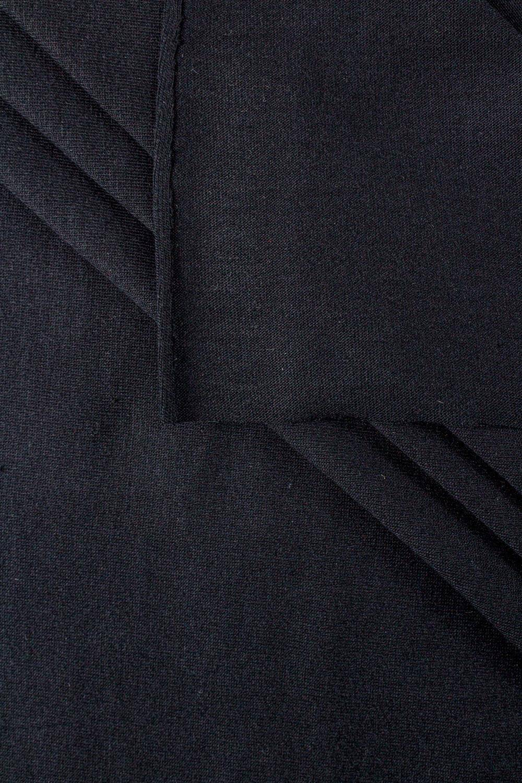 Knit - Jersey - Black - GOTS - 180 cm - 180 g/m2