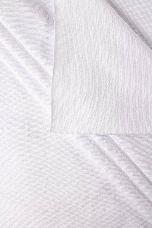 Dzianina jersey optyczna biel GOTS - 180cm 160g/m2