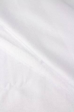 Dzianina jersey optyczna biel GOTS - 180cm 160g/m2 thumbnail