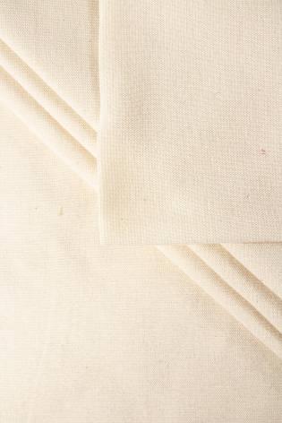 Knit - Welt - Smooth - Ecru - GOTS - 80 cm/160 cm - 290 g/m2 thumbnail