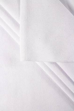 Ściągacz gładki GOTS - optyczna biel - 80cm/160 260g/m2 thumbnail