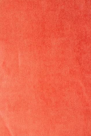 Knit - Velour - Salmon - 170 cm - 250 g/m2 thumbnail