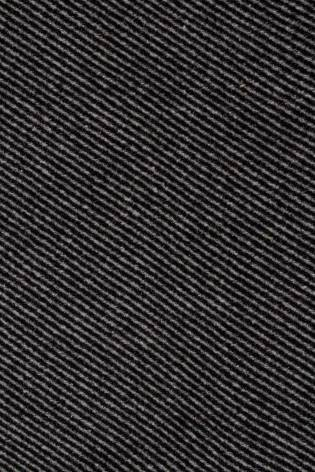 Fabric - Gabardine - Black & Grey Stripes - 150 cm - 360 g/m2 thumbnail