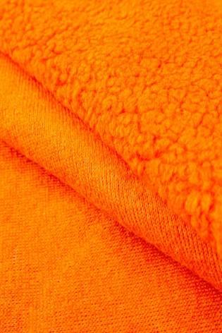 Dzianina baranek pomarańczowy - 145cm 300g/m2 thumbnail