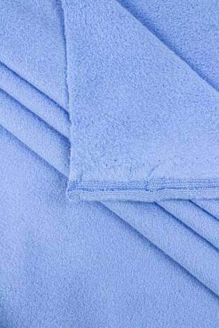 Dzianina polarowa błękitna - 190cm 230g/m2 thumbnail