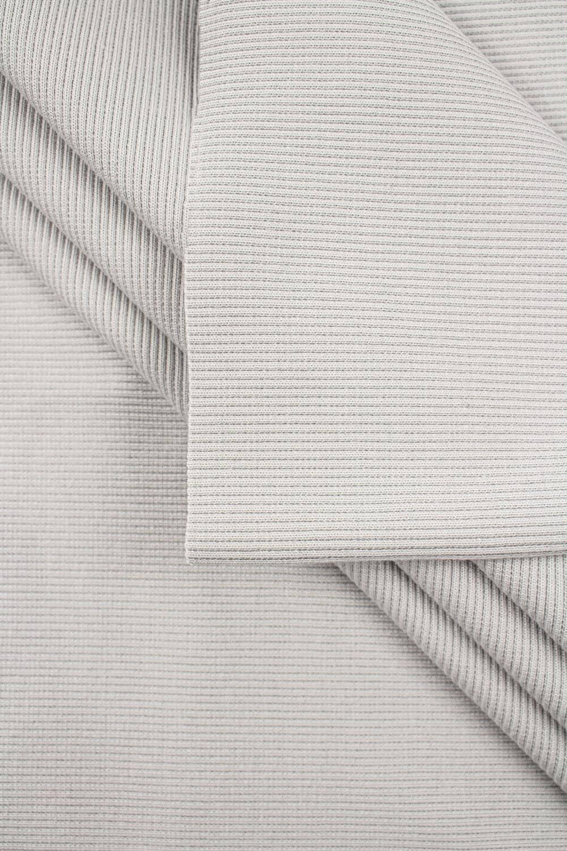 Ściągacz prążkowany - popielaty - 60cm/120cm 470g/m2