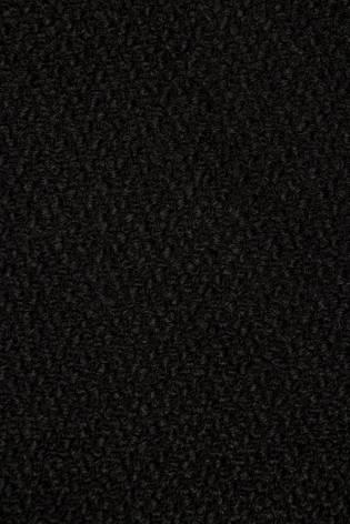 Tkanina wełniana czarna - 150cm 550g/m2 thumbnail
