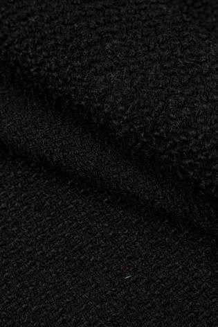 copy of Fabric - Gabardine - Black & Grey Stripes - 150 cm - 360 g/m2 thumbnail