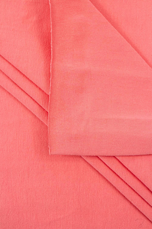 Dzianina jersey różowy - 165cm 160g/m2