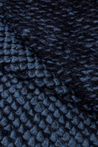 copy of Knit - Sweatshirt Fleece - Grey Melange With Abstraction Pattern - 175 cm - 360 g/m2 STOCK thumbnail