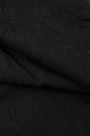 Tkanina noris - czarny - 175cm 115g/m2 thumbnail