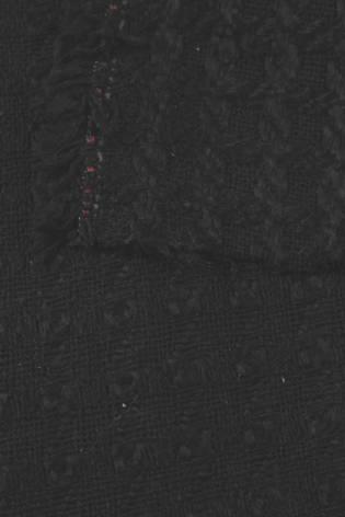 Tkanina płaszczowa strukturalna czarna KUPON 2 MB thumbnail