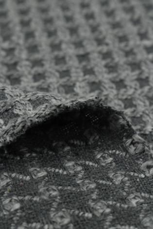 Tkanina płaszczowa strukturalna szara KUPON 2 MB thumbnail