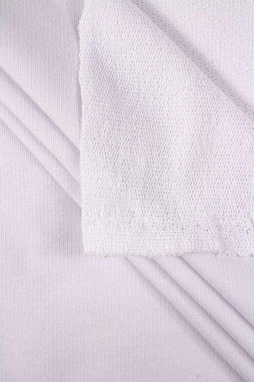 copy of Knit - Sweatshirt Fleece - Black - GOTS - 180 cm - 290 g/m2