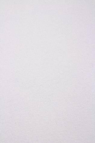Dresówka pętelka optyczna biel GOTS - 200cm 300g/m2 thumbnail
