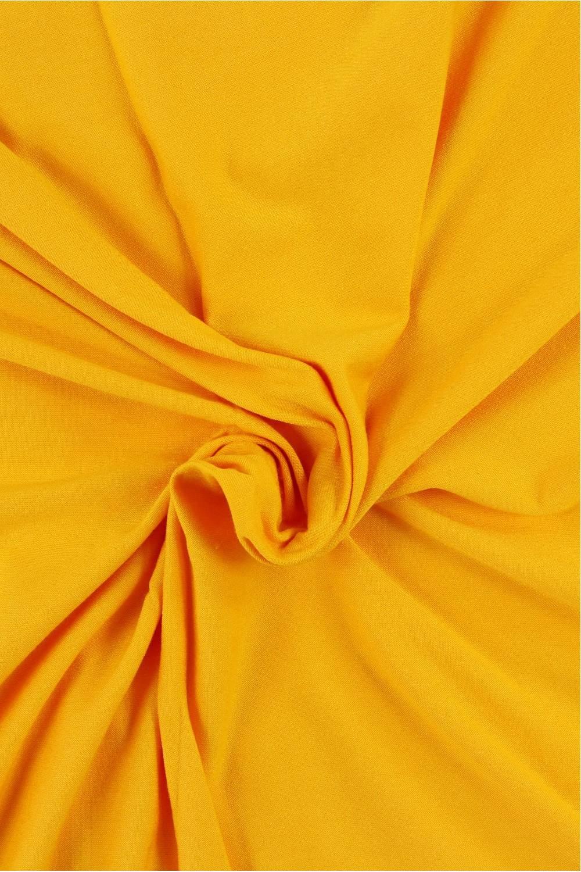 Knit - Viscose Jersey - Yellow - 10 rm (Pre-cut)