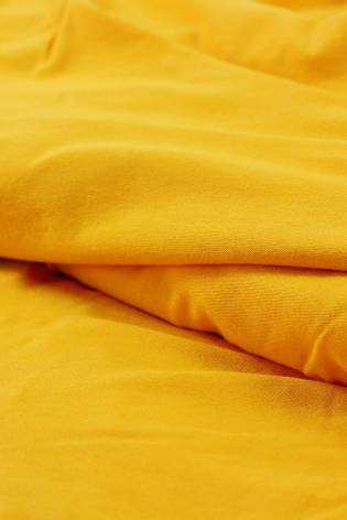 Knit - Viscose Jersey - Yellow - 10 rm (Pre-cut) thumbnail