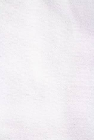 Dresówka pętelka skin peach optyczna biel GOTS - 185cm 280g/m2 thumbnail