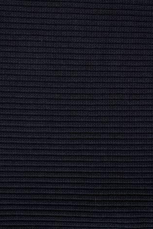 Ściągacz prążkowany sweterkowy - grafitowy - 50cm/100cm 400g/m2 thumbnail