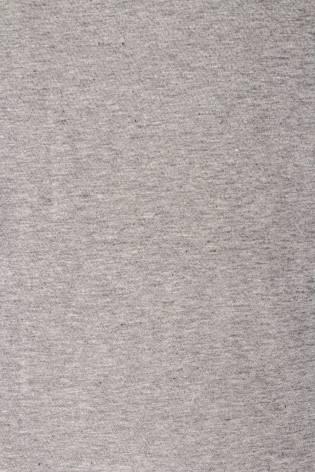 Dzianina jersey szary melanż z brokatem - 175cm 140g/m2 thumbnail