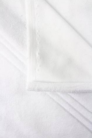 Dzianina frotte biała 180cm 220g/m2 thumbnail