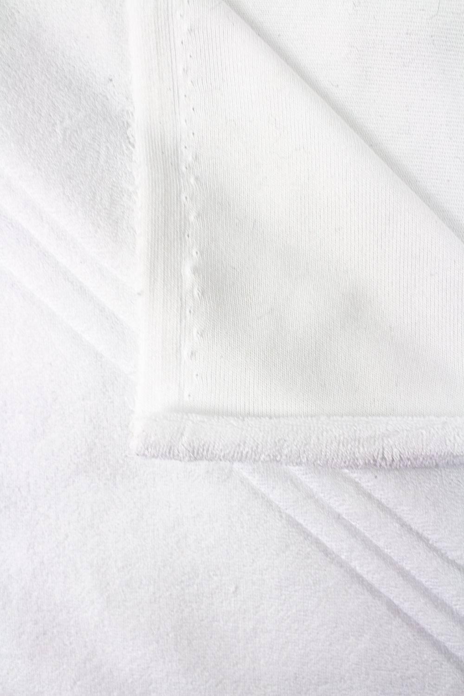 Dzianina frotte biała 180cm 220g/m2