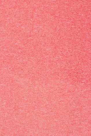 Dzianina dresowa sportowa - koralowy melanż - 175cm 260g/m2 thumbnail