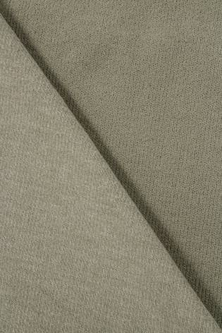 Dzianina sweterkowa oliwka  - 170cm 280g/m2 thumbnail