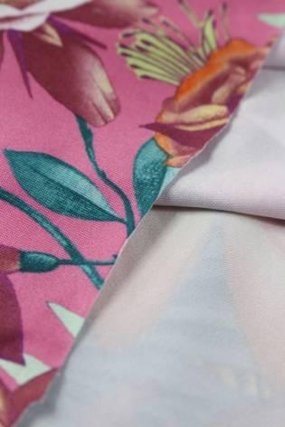 copy of Knit - Viscose Jersey - Sea Colour - 2 rm (Pre-cut) thumbnail