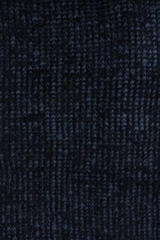 Dzianina sweterkowa granatowa KUPON 2 MB thumbnail