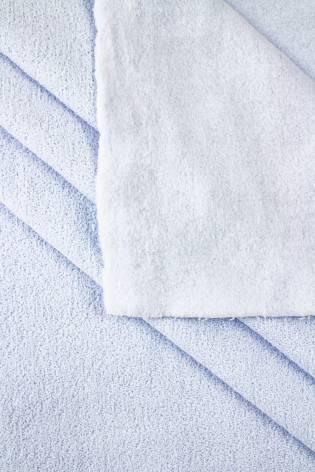 Dzianina frotte błękitna 150cm 320g/m2 thumbnail