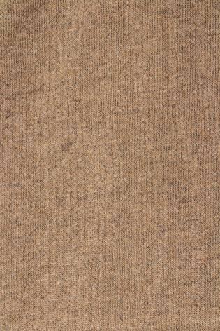 Dresówka pętelka nietypowa - camel - 160cm 390g/m2 thumbnail
