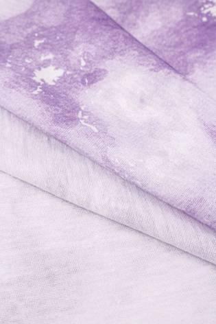 Knit - Jersey - Lavender Batik - 150 cm - 110 g/m2 thumbnail