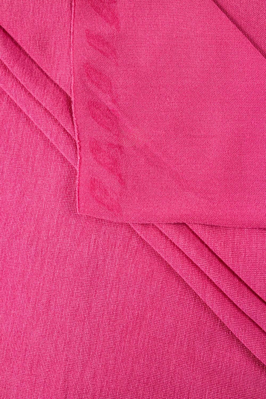 Knit - Viscose Jersey - Pink - 165 cm - 160 g/m2