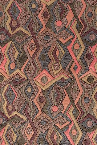 Dzianina żakardowa pikowana a'la patchwork - 155cm 320g/m2 thumbnail