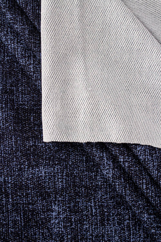 Knit - French Terry - A'la Jeans - 185 cm - 240 g/m2