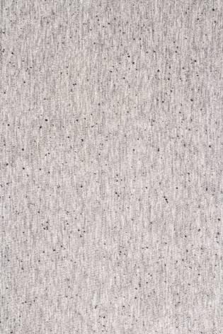 Knit - Jersey - Light Grey Melange With Black Spots - 180 cm - 150 g/m2 thumbnail