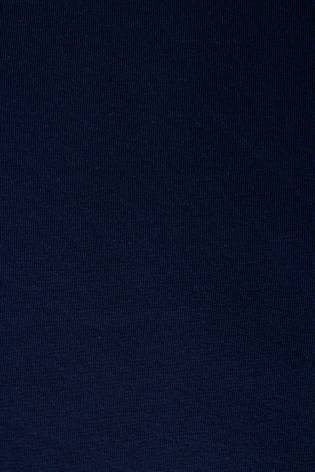 Knit - Sweatshirt Fleece - Navy Blue- 170 cm - 390 g/m2 thumbnail
