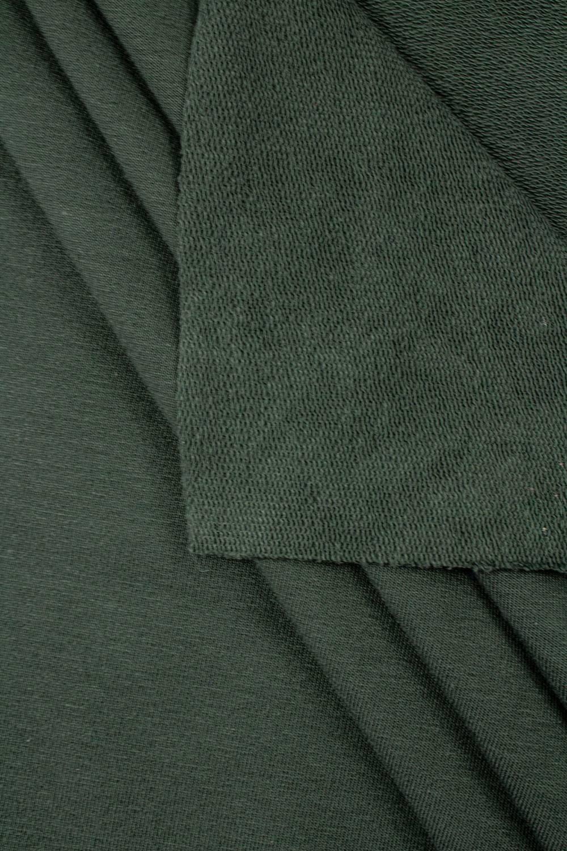 Knit - French Terry - Khaki - 170 cm - 270 g/m2
