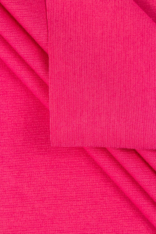 Dzianina punto - różowy - 155cm 260g/m2