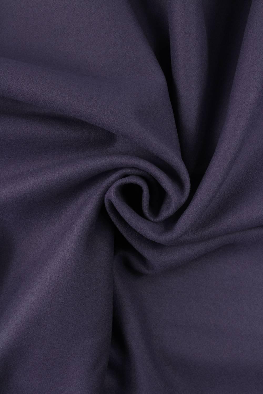 Flausz fioletowy KUPON 1,5 MB - 150 cm - 360 g